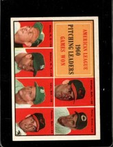 1961 Topps #48 ESTRADA/PERRY/DALEY/DITMAR/LARY/PAPPAS Ex+ Al Pitching Le *X00695 - $4.95