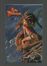 Lady Pendragon: Dragon Blade #1A - April 1999 - Dorian Cover - Image Com... - $2.93