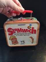 Gamewright Slamwich Flipping Card Game in Collectible Tin - $15.12