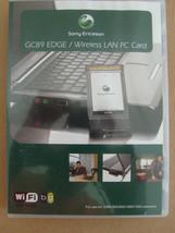 New UNLOCKED Sony Ericsson GC89 EDGE WI-FI 3G Cellular PC Card Bus PCMCI... - $4.50