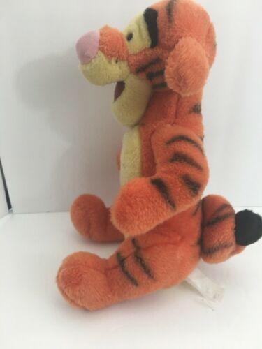 "Tigger Exclusive Winnie The Pooh Medium Disney Store Plush Stuffed Vintage 13"" image 2"