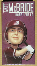 Matt McBride Bobblehead Lehigh Valley IronPigs new in box Bethlehem Phil... - $24.99