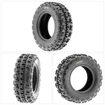 Set of 4 SunF A027 ATV/UTV Tires 22x7-10 Front 20x11-9 Rear , 6 Ply Rating - $299.63