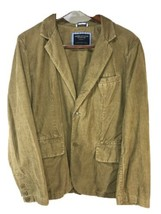American Eagle Outfitters Mens Size Large Blazer Corduroy Sports Coat Ja... - $19.80