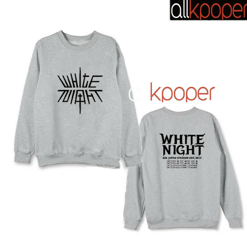 KPOP Bigbang Sweater Concert Dong Young-Bae Hoodie Hoody Pollover Sweatershirt