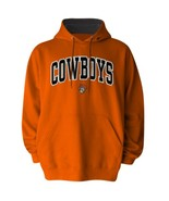 NCAA Oklahoma State Cowboys Hooded Sweatshirt (Orange, Large) - $29.95