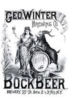 George Winter Brewing Company - Art Print - $19.99+