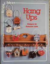 Hang Ups By Suzanne Luke All Seasons & Holidays Christmas Tole Painting ... - $9.98