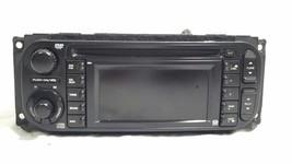 04- 07 Dodge Ram Jeep Chrysler CD Player Navigation Radio RB1 OEM P56038... - $197.99