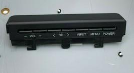 "Volume Channel Power Input Button Control SHARP-PIONEER Elite PRO-60X5FD 60"" Tv - $18.00"