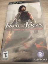 Sony PSP Prince Of Persia: The Forgotten Sands image 1