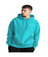Champion Reverse Weave Fleece Men's Pullover Hoodie Blue Horizon GF68-YO... - $60.20