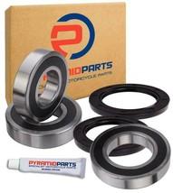 Rear Wheel Bearings & Seals for Kawasaki EX500 Ninja 1987-1993 - $21.26
