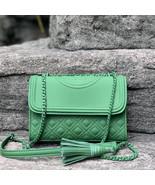 Tory Burch Fleming Small Matte Convertible Shoulder Bag - $342.00