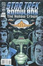 Star Trek: Romulans The Hollow Crown Comic Book #1 Idw 2008 Near Mint New Unread - $3.99