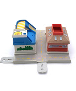 Micro Machines Hospital & Fire Station - 1991 - $18.61