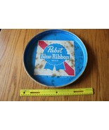 """Pabst Blue Ribbon Beer Tray """"PABST MAKES IT PERFECT... ALWAYS HAS!"""" Vint... - $93.11"""