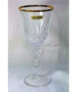 Melodia Calica Large Wine Glass Italian Lead Crystal - $8.31
