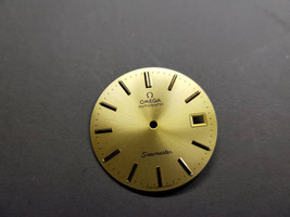 Gents omega seamaster automatic  watch  dial vinatge 1970s omega watch p... - $48.95