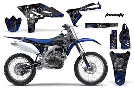 Dirt Bike Graphics Kit Decal Sticker Wrap For Yamaha YZ250F 2010-2013 TO... - $168.25