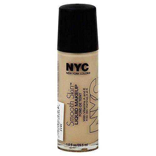 NYC Smooth Skin Liquid Makeup - Nude - $8.54