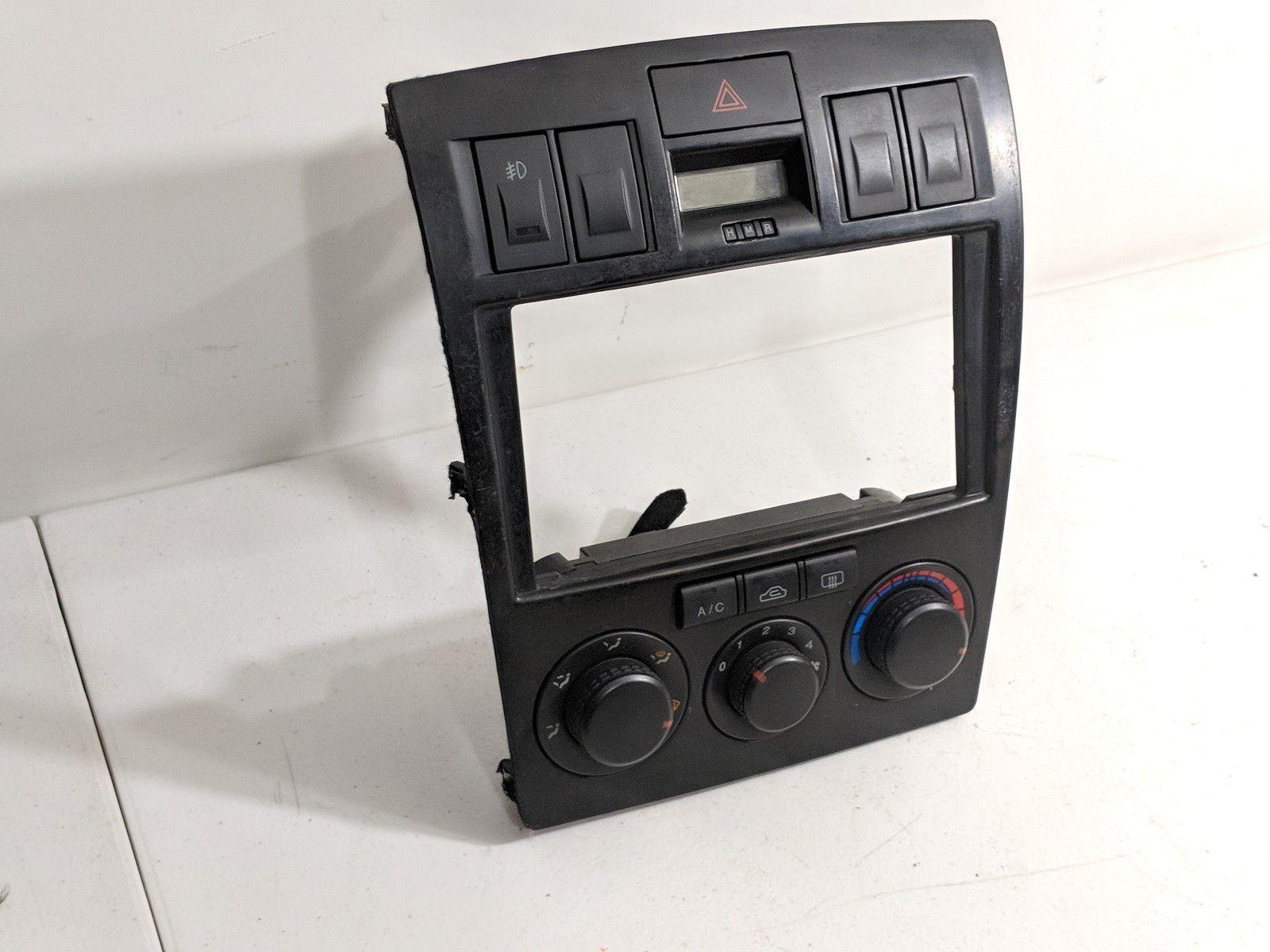 05 06 07 08 09 Dodge Durango Climate Control Panel Temperature Unit A//C Heater