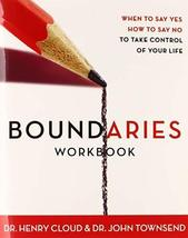 Boundaries Workbook: When to Say Yes When to Say No To Take Control of Y... - $7.79