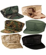 Military Marines 8 Point Fatigue Cap USMC Utility Cover Mil-Spec Patrol Hat - $10.99