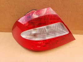 06-09 Mercedes W209 CLK350 CLK500 CLK55 AMG Taillight Lamp Driver Left - LH image 1