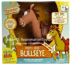 Disney Pixar Toy Story Signature Collection Woody Horse Bullseye Sounds ... - $149.99