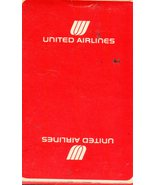United Airlines  Playing Cards from the 70's - $9.00