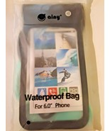 """ainy waterproof Bag for 6 """" phone - $9.89"""