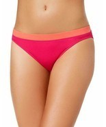 NWT  Lauren by Ralph Lauren Women's Pink Bikini Swimsuit Bottom Size 4 -... - $13.99