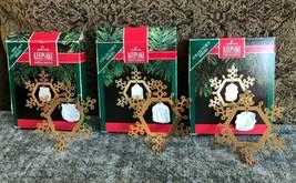 Hallmark Keepsake Ornament Lot of 3 Greatest Story Series 1990, 1991, 1992 - $18.70