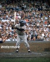 MLB Milwaukee Braves Hank Aaron Wrigley Filed Color 8 X 10 Photo Free Sh... - $9.99