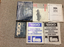 1990 FORD PROBE Service Shop Repair Manual FACTORY OEM Set W EWD + SPECS... - $19.80