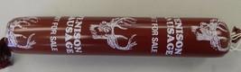 "Fibrous  ,Venison Print, 2 1/2 x 24"" mahogany / 25 casings - $26.69"