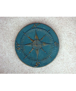 """2+1 Free Compass Stepping Stone Concrete Molds 18""""x2"""" Make For About $2.... - $89.99"""