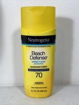 Neutrogena Beach Defense SPF 70 Lotion - 6.7 oz - $12.87