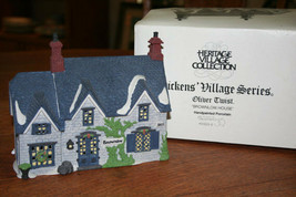 Department 56 Dickens Village Brownlow House - $77.00