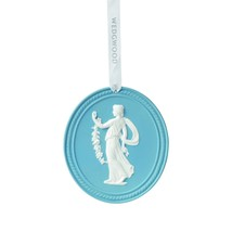Wedgwood Annual 2015 Christmas Ornament, Blue NEW IN THE BOX - $39.59