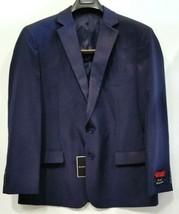 "Royal Diamond Men's  2 Pc Suit ""Navy"" sz 50R 44W NWT - $53.12"