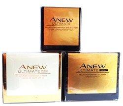 AVON Anew Ultimate Multi-Performance : Day Cream + Night Cream + Eye Sys... - $69.99