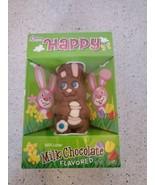 "Easter Palmer ""Happy"" Hollow Milk Chocolate Bunny 1.5oz - $13.81"