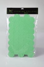 EZ-Clone Soft Cloning Collars, Green, pack of 35 - $34.74