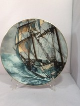 Royal Doulton Collector's Plate ROUNDING THE HORN John Stobart 1978 Sailing - $44.99