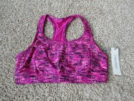 BNWT Calvin Klein Perfomance Low-Med support sport bra, Women, Size S, $36 - $24.74