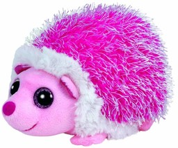 Ty Beanie Babies Mrs. Prickly The Pink Hedgehog Plush - $28.14