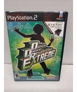 Dance Dance Revolution Extreme Video Game for Playstation 2 by Konami - CIB - $5.68