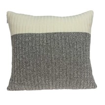 Parkland Collection Wilson Transitional Tan Pillow Cover With Poly Insert - $47.04